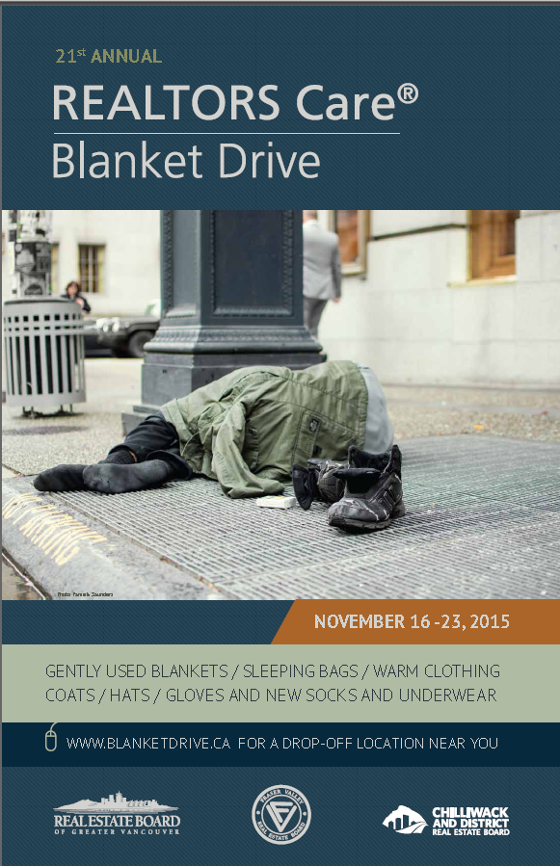 2015 Blanket Drive